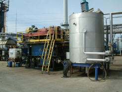 hydrocarbon recovery centrifuge system