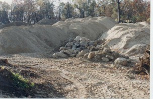 PCB Soil Treatment - Cleaned Soil for on-site Backfill